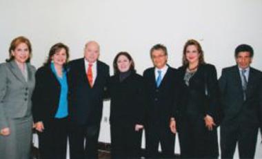 Secretario General de la OEA visitó la Sede del IIN