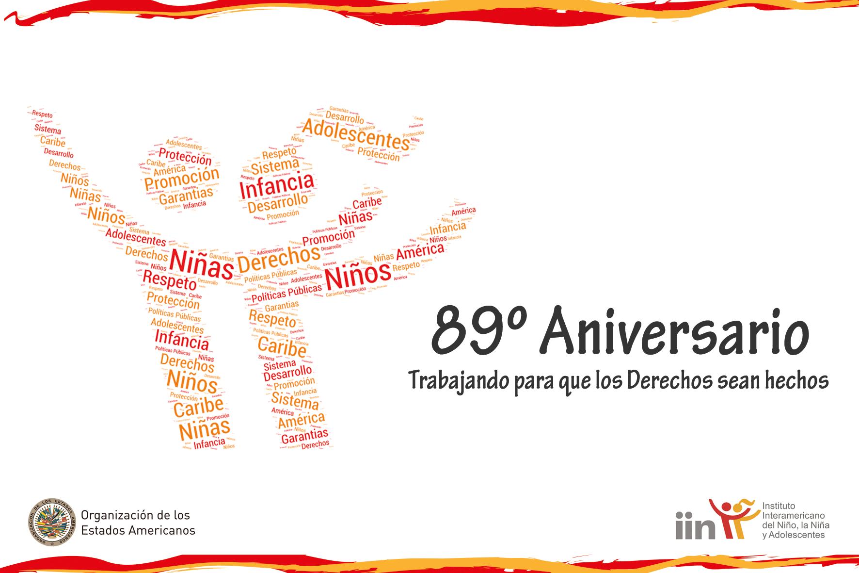 89 Aniversario del IIN (1927-2016)