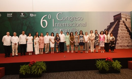 The IIN participates in the 6th International Congress on Family