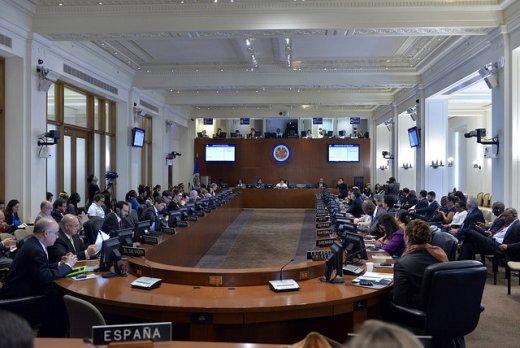 El IIN presenta su Informe Anual ante el Consejo Permanente de la OEA