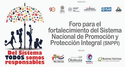 El IIN participará en el Foro para el Fortalecimiento del SNPPI – Paraguay