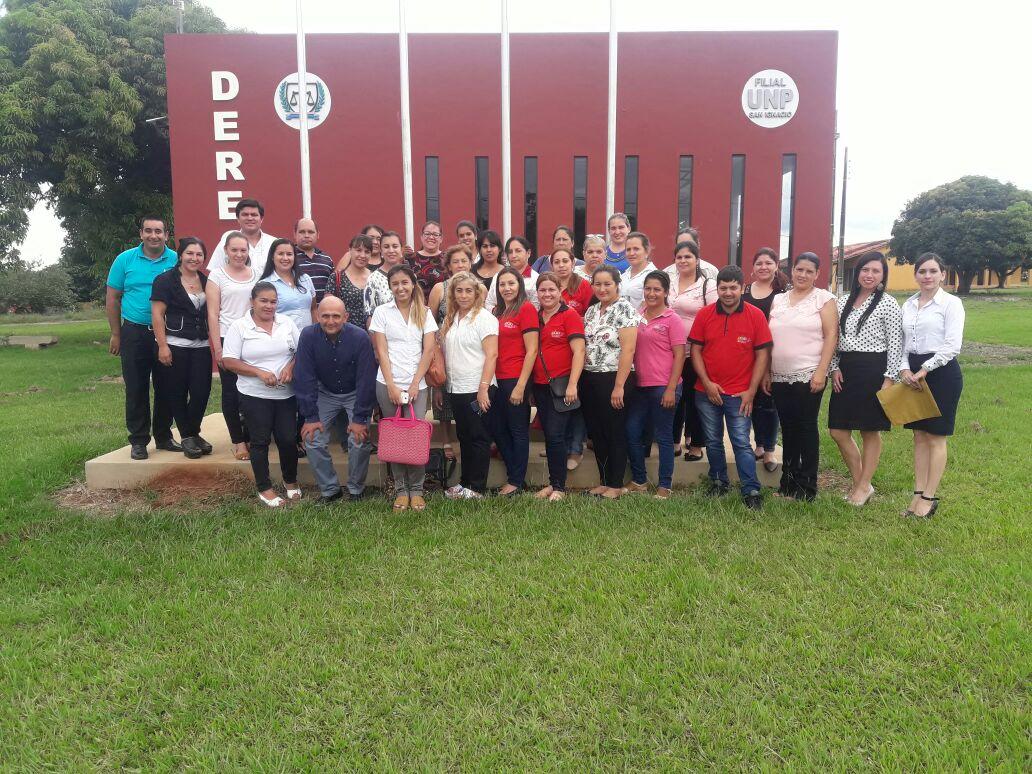 Curso de formación de Promotores en Participación Infantil y Adolescentes. Paraguay III Edición.