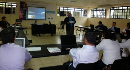 Guatemala: Training Course in the use of the DevInfo Platform