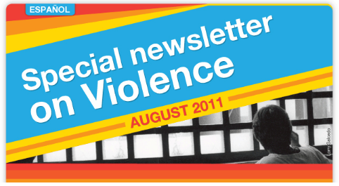 Special bulletin on Violence