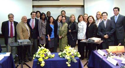 Tercera Reunión del Consejo Consultivo del Proyecto IIN-ACDI