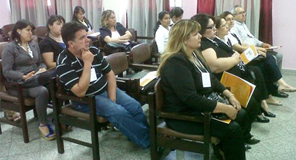 Workshop for the Implementation of the Operating Protocol for Ombudsmen for Children