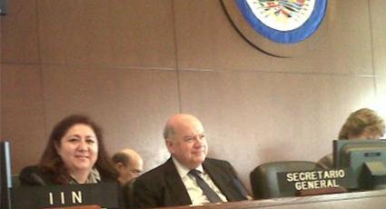 Presentación del Informe de Gestión 2011 del IIN ante la Comisión General del Consejo Permanente de la OEA – Intervenciones de los Estados Miembros