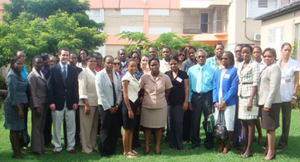 Public Policy on Child Rights Course in Jamaica