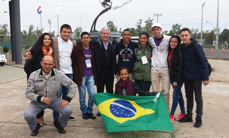 Reunión de la Comisión Permanente Niñ@sur, Presidencia Pro tempore Paraguay 2018