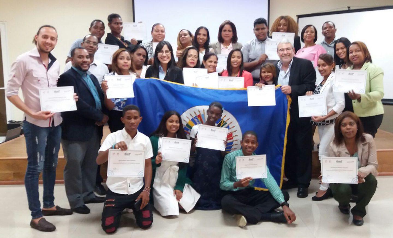 Graduados en República Dominicana los primeros Agentes Multiplicadores del Uso Seguro de Internet