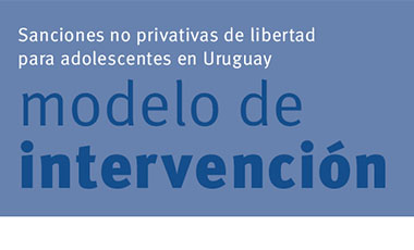 Work table on Juvenile Justice Systems with Catalina Droppelmann – Uruguay