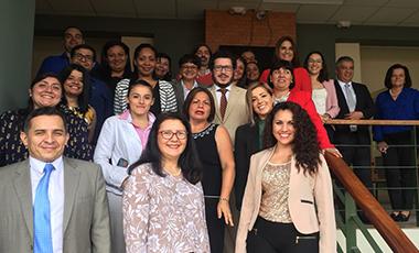 IIN e ICMEC brindan asistencia técnica a la Autoridad Central de Costa Rica