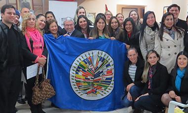 """Cierre del curso """"Promoción de la Participación de Niños, Niñas y Adolescentes"""" – Paraguay."""