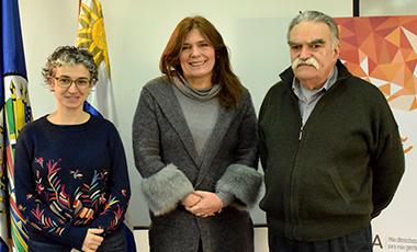 Equipo técnico del IIN participó en jornada formativa sobre Migración e Infancia