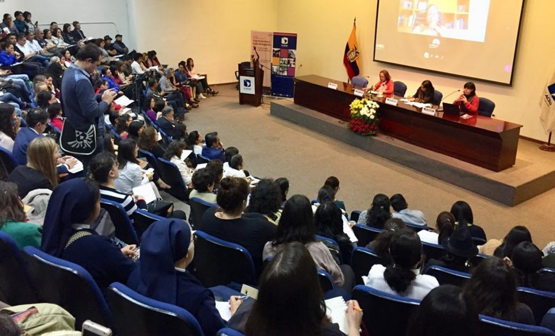Curso semipresencial sobre ESCNNA en Ecuador culmina en el marco del 6to. Congreso Latinoamericano y Caribeño de Trata de Personas y Tráfico de Migrantes