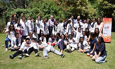 Estudiantes de la Escuela N° 65 de Uruguay visitan sede del IIN