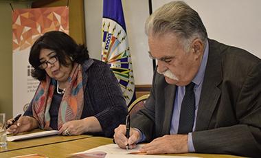 IIN y el MINNA firman acuerdo de cooperación