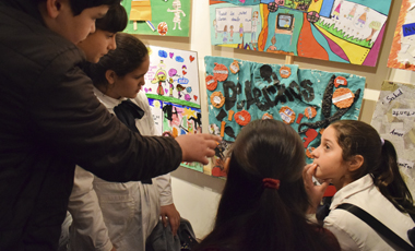 "IIN celebrated ""Americas Children and Youth Day"" with the exhibition «An Album of Rights»"