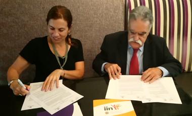 IIN y LUMOS firmaron acuerdo para la atención de niñas, niños y adolescentes privados de cuidados parentales