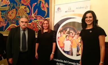 IIN celebra la instalación del Consejo Nacional de la Niñez y la Adolescencia en Panamá