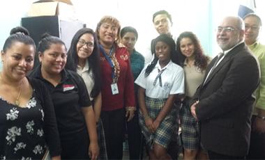 RIAMUSI-Panamá realizó jornada informativa sobre el uso seguro de Internet en el Colegio Dr. Octavio Mendez Pereira