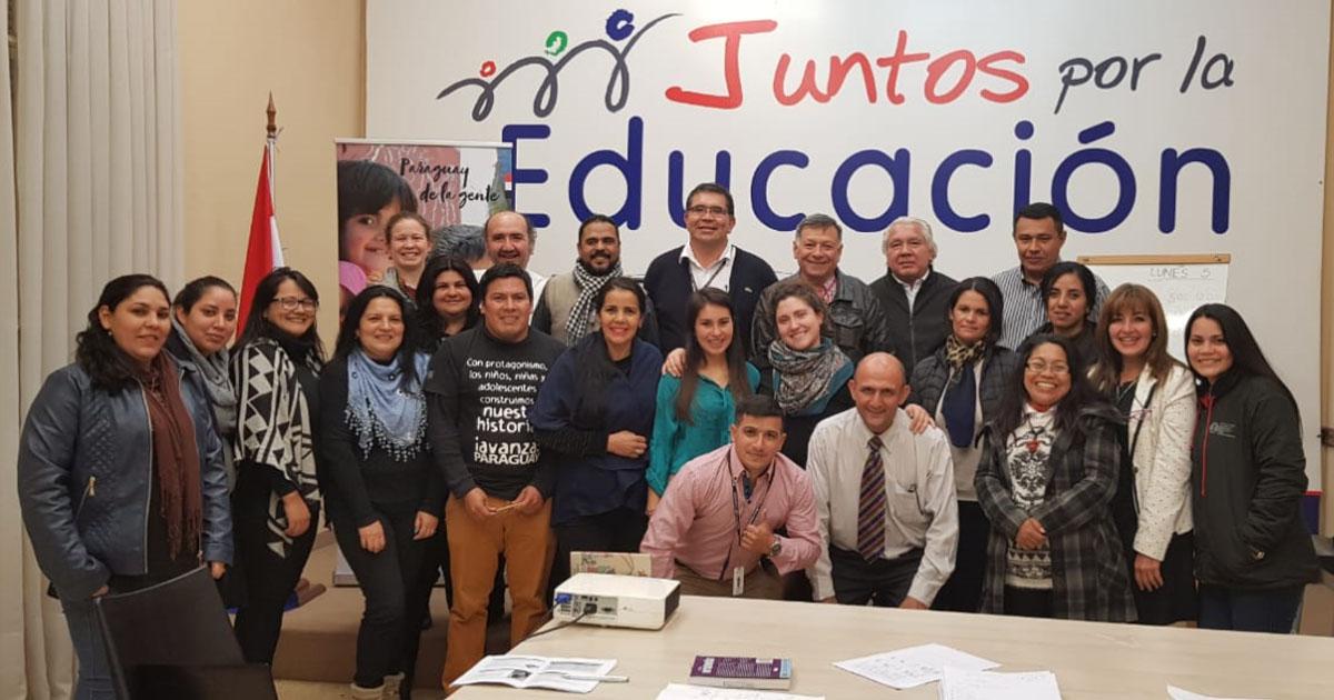 Culmina la 5ta edición del curso «Promoción de la Participación Infantil Adolescente» en Paraguay