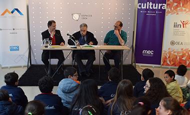 IIN y MEC-Uruguay firman acuerdo para la creación de un Museo de la Niñez