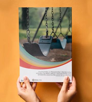 IIN y NNAPES lanzan Orientación Técnica sobre pautas para la promoción y protección integral de NNA con referentes privados de libertad