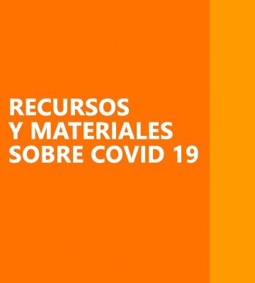 IIN, Estados y ONGs comparten materiales y recursos sobre el COVID19
