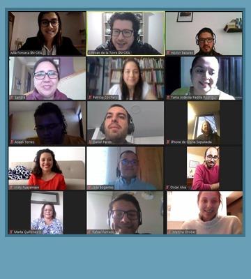 IINOEA realizó el Primer Conversatorio de las Red de Enlaces de Niñez y Adolescencia Migrante