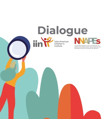 Dialogue for the rights of children  with adult referents deprived of liberty