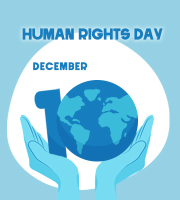 December 10 – Human Rights Day