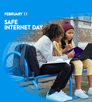 February 11 – Safe Internet Day