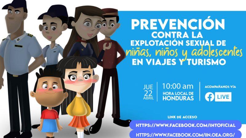 Seminario Internacional sobre Prevención de la Explotación Sexual de Niñas, Niños y Adolescentes en viajes y turismo del GARA.