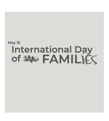 International Day of Families – May 15
