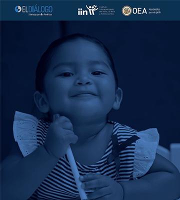 """IIN-OEA y Diálogo Interamericano publican el informe «Marcos de competencia para el personal de la educación temprana"""""""