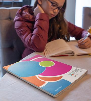 Corresponsales Infantiles y Adolescentes del IIN publican el Cuaderno CORIA N° 7