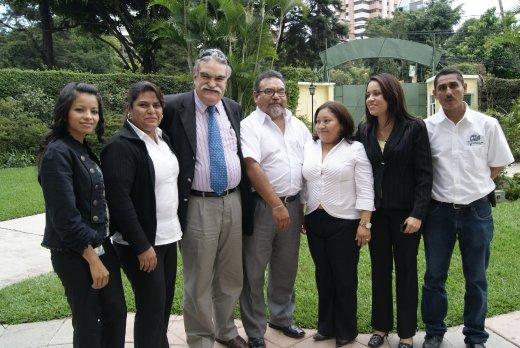 Taller de monitoreo y seguimiento de la situación de los derechos de los niños, niñas y adolescentes en Guatemala