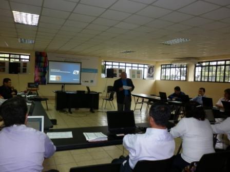 Guatemala: curso de capacitación en el manejo de la plataforma DevInfo