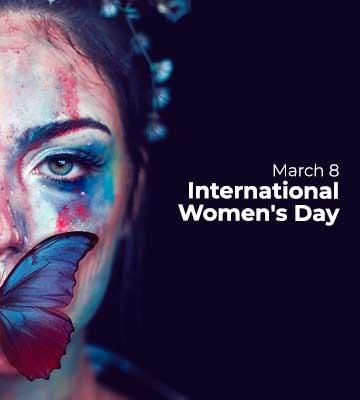 March 8 – International Women's Day