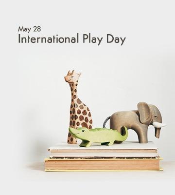 Play, create and recreate