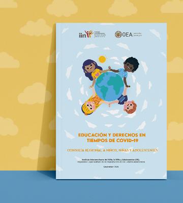 """IIN participa del Proyecto Global """"Educación y derechos en la pospandemia"""""""
